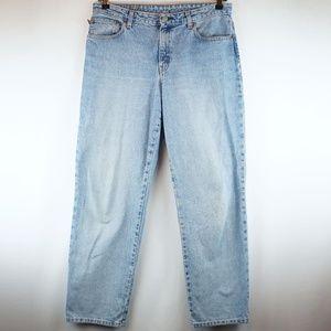Polo Ralph Lauren Jeans Light Wash Straight Leg